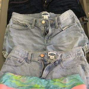 Girls Shorts Size 14